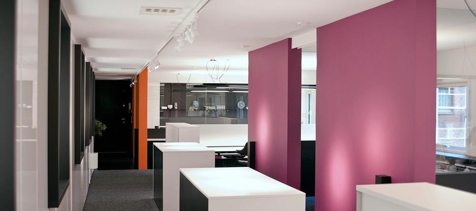 Berentsen interiørarkitekter vårt kontor