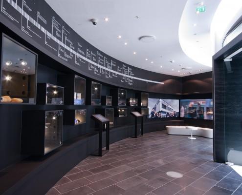 Bedriftens historie dokumentasjon interiørarkitekt Berentsen