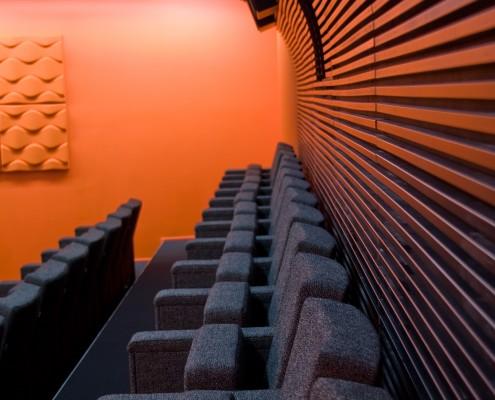Auditorium interiørarkitekt Berentsen
