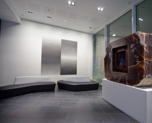 Fellesareal kontorbygg interiørarkitekt Berentsen